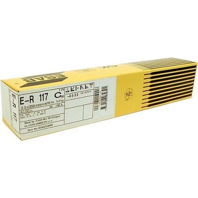 Elektródy ESAB E-R 117  2,5x350 mm, rutilové