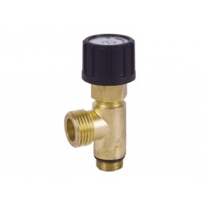 Odtlačný ventil GCE na 2kg fľaše PB