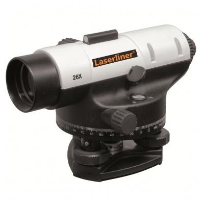 Optický nivelačný prístroj s 26 - násobným zväčšením