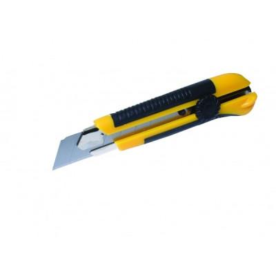 Odlamovací nôž s aretačným kolieskom široký