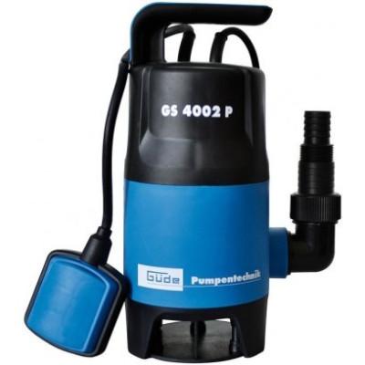 Ponorné kalové čerpadlo Güde GS 4002 P