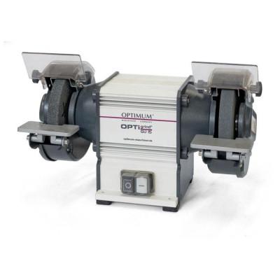 Dvojkotúčová stolová brúska OPTIgrind GU 15 Optimum