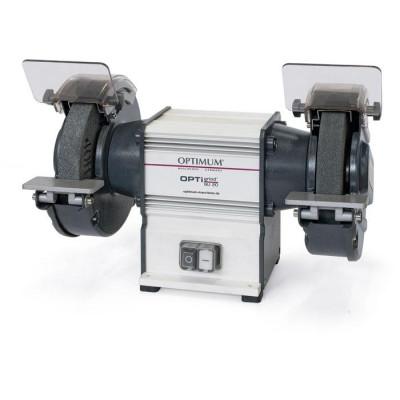 Dvojkotúčová stolová brúska OPTIgrind GU 20 (230V) Optimum