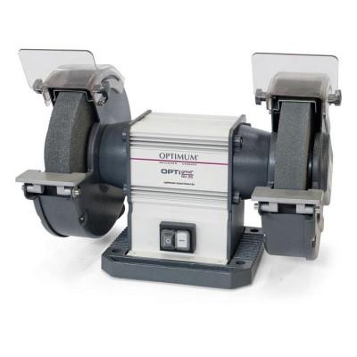 Dvojkotúčová stolová brúska OPTIgrind GU 25 (400V) Optimum