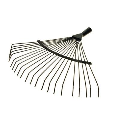 Hrable švédske na trávu, drôty, 45cm, bez násady, Levior