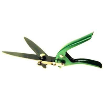 Nožnice na trávu s prevodom, 30cm
