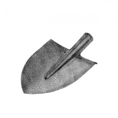 Rýľ špicatý, kladivkový lak - komaxit, bez násady, Levior