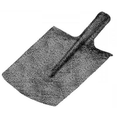 Rýľ oblý (plochý), kladivkový lak - komaxit, bez násady, Levior