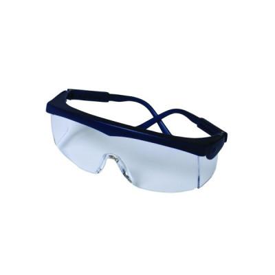 Ochranné okuliare Pivolux Eco, číre, so zorníkom