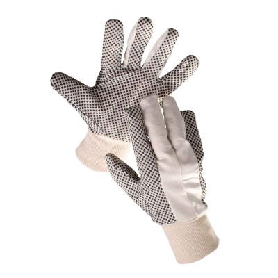 Rukavice OSPREY, textilné, povrstvené, s terčíkmi